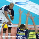 Superlega Milano-Modena 0-3