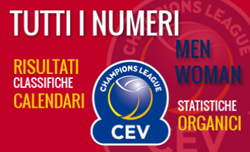 volley champions league statistics