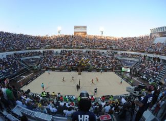 Il Foro Italico torna al beach volley con le finali del World Tour 2019