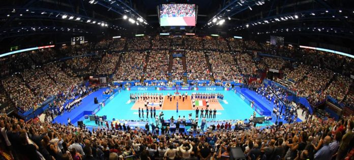 Il Forum di Assago dopo i sold out iridati, il record di pubblico in regular season di Superlega